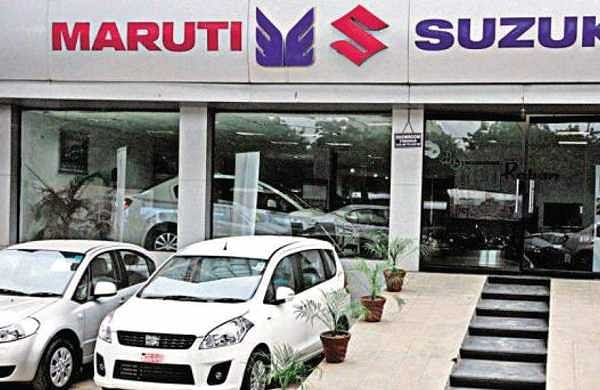 Maruti reports 4 per cent rise in Q3 net profit at Rs 1,587 crore