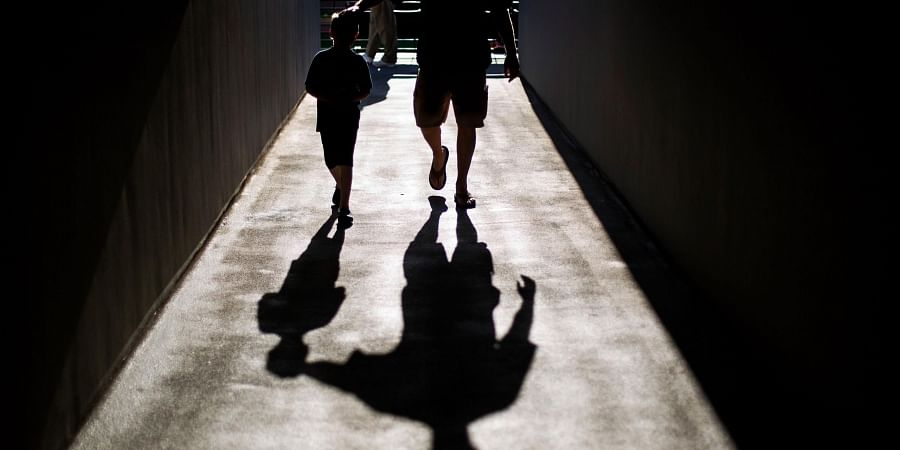 shadow, father son