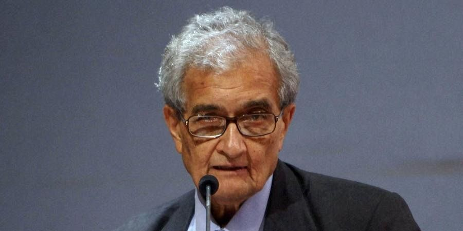 Nobel laureateAmartya Sen