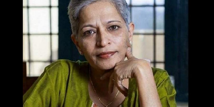 Murdered senior journalist Gauri Lankesh
