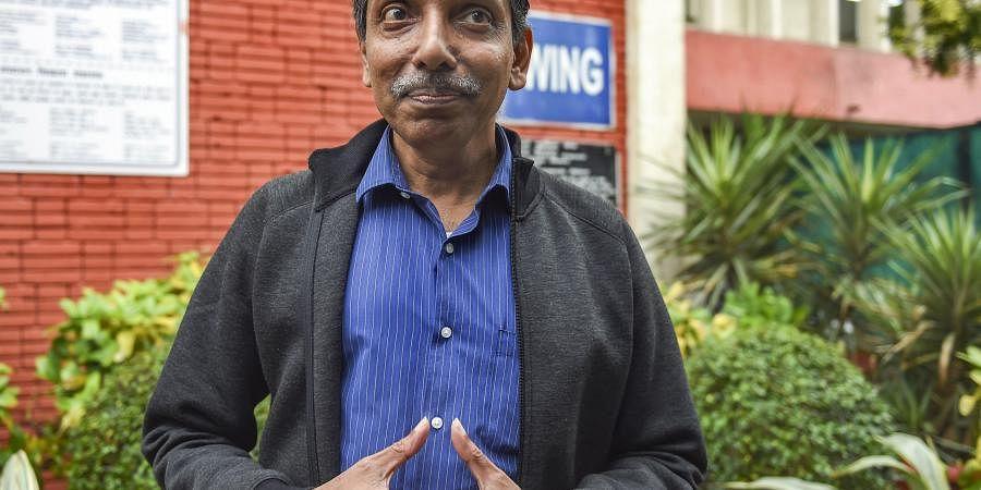 JNU vice-chancellor M Jagadesh Kumar