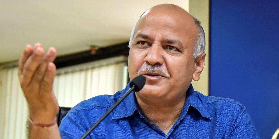 Delhi Deputy CM Manish Sisodia (Photo   PTI)