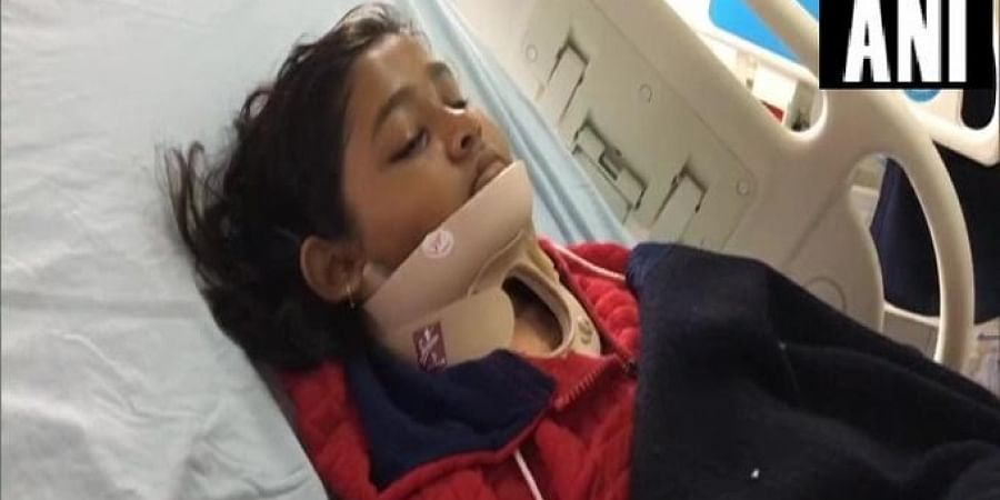 Shivangini Gohain, the 12-year-old Assam archer who was injured when an arrow shot accidentally during a training session pierced her collarbone