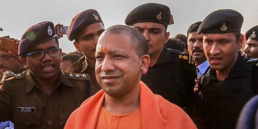 Uttar Pradesh CM Yogi Adityanath