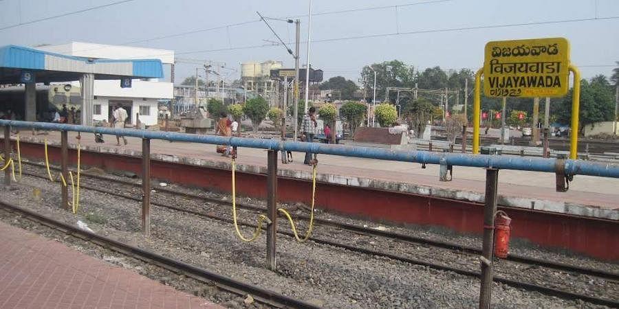 railway station; Vijayawada