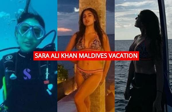 Sara Ali Khan recently shared pictures from her Maldives vacation and these stunning pictures are visual treats.