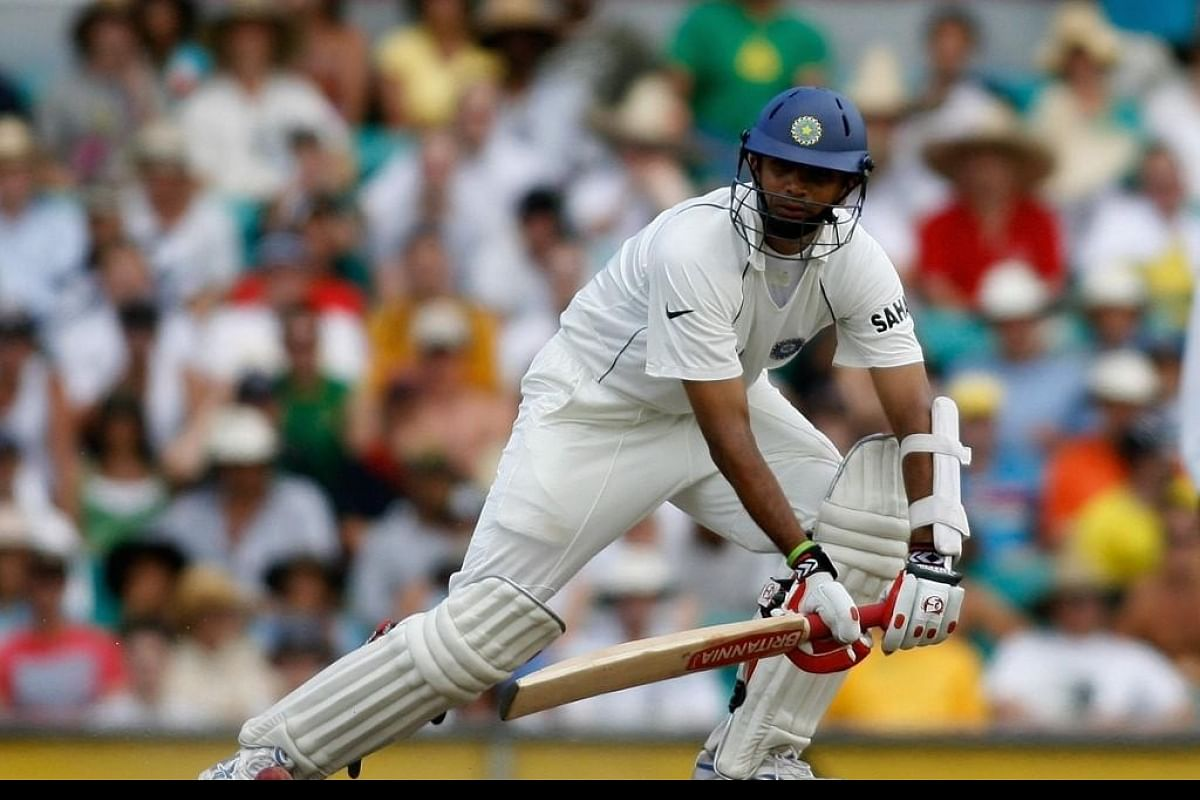 BCCI relives Rahul Dravid's knock of 153 against New Zealand- The ...