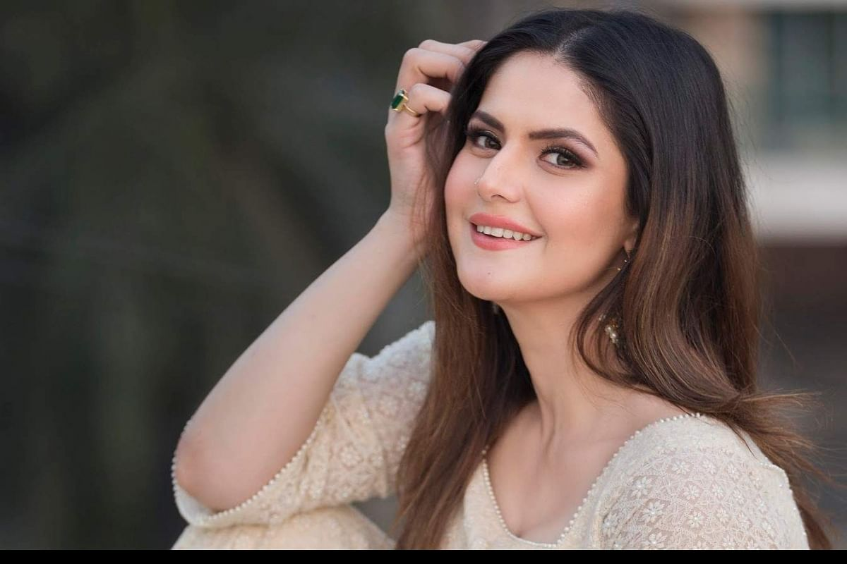Actor Zareen Khan makes her TV debut with travel show- The New Indian  Express