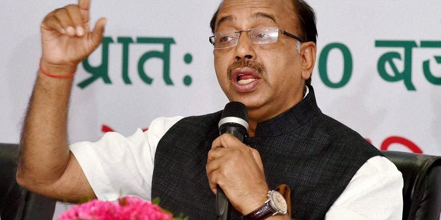 Rajya Sabha MP Vijay Goel