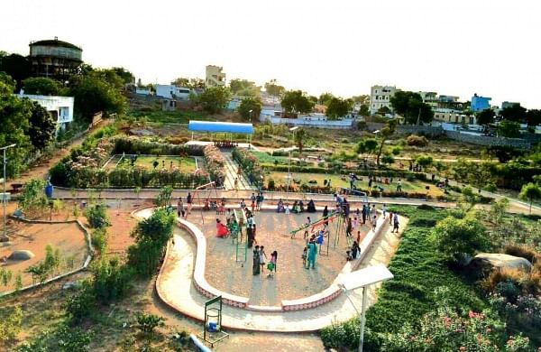 Urban Forest Parks helps Hyderabad citizens breathe easy