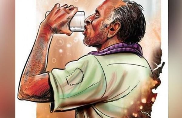 104 booked for drinking at public places in Hyderabad