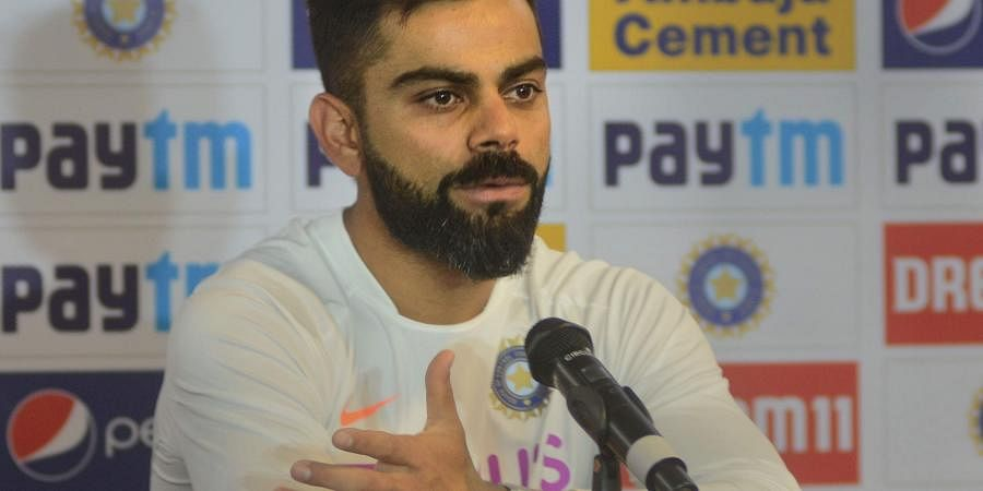 Indian cricket team Captain Virat Kohli. (Photo   PTI)