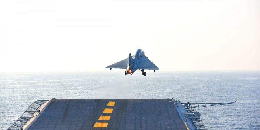Tejas light combat aircraft