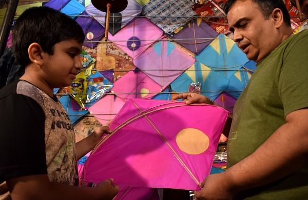 Kite business is dying in Hyderabad, say sellers