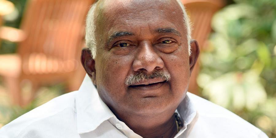 Former Kanataka MLA AH Vishwanath.