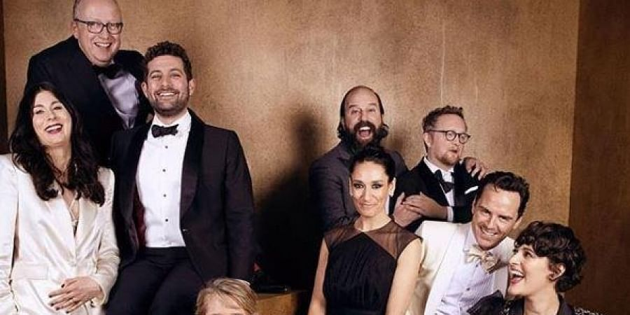 Cast and crew of 'Fleabag'