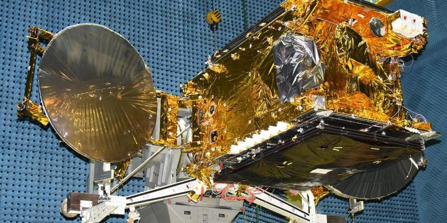 The satellite provides Indian mainland and islands coverage in Ku-band and extended coverage in C-band covering Gulf countries, a large number of Asian countries and Australia.