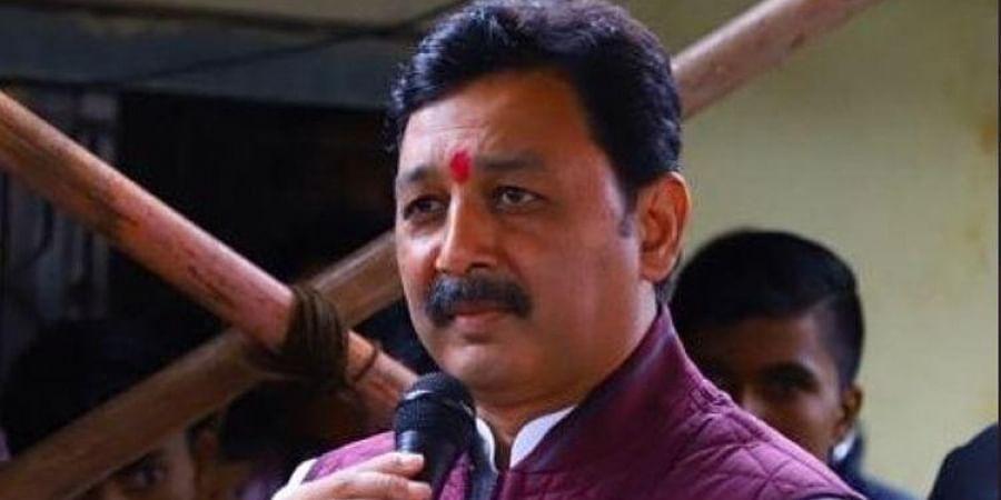 Sambhaji Raje, descendant of Chhatrapati Shivaji