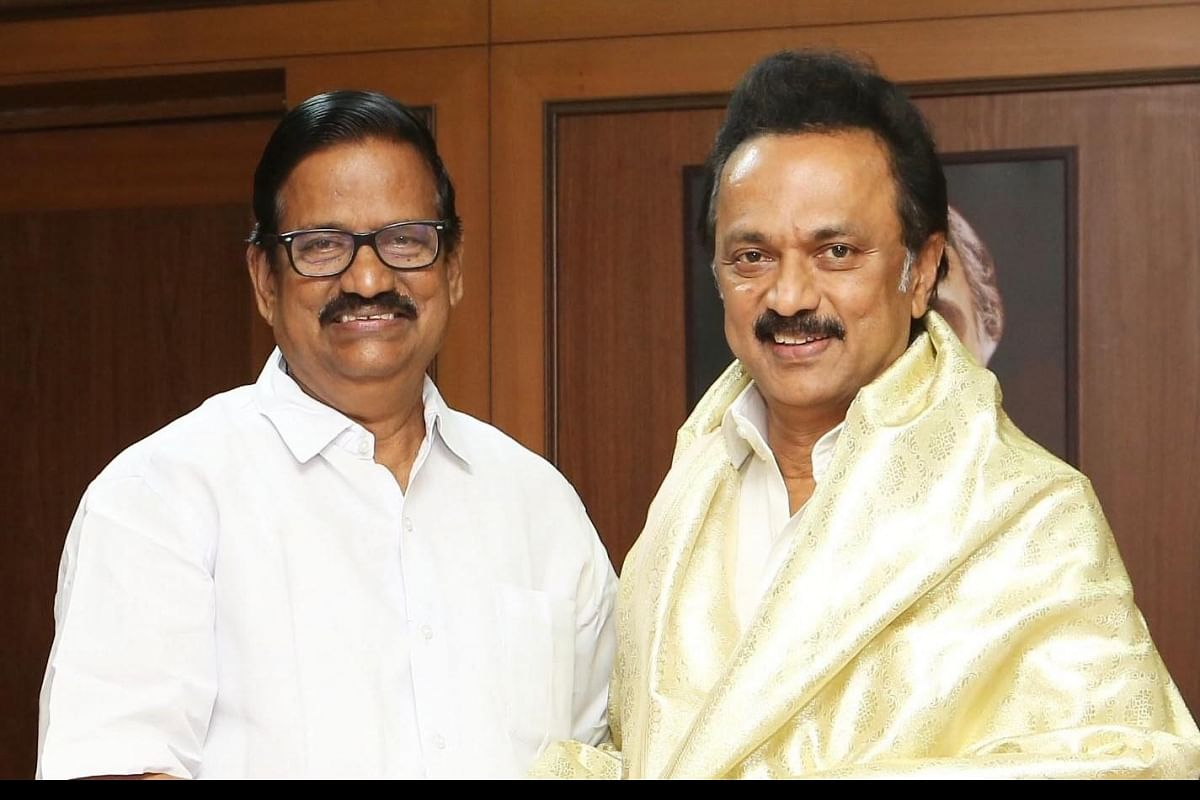 No difference of opinion between DMK, Congress: KS Alagiri- The New Indian  Express