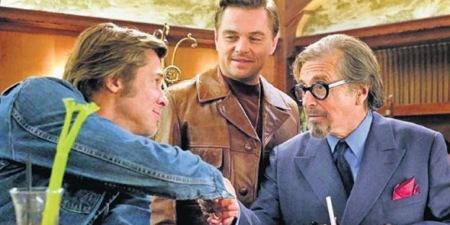 A still from Quentin Tarantino's Once Upon A Time In Hollywood.