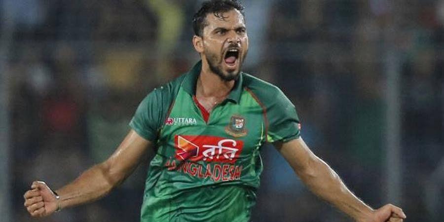 Bangladesh ODI captain Mashrafe Mortaza
