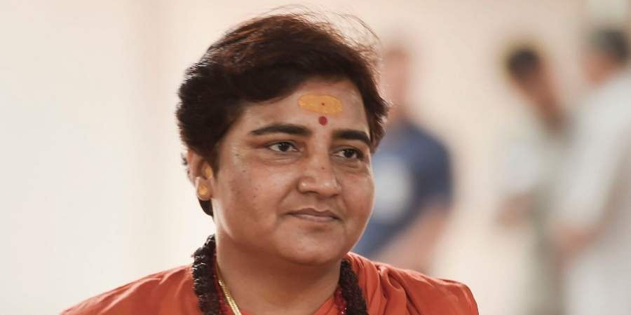 BJP MP Pragya Thakur