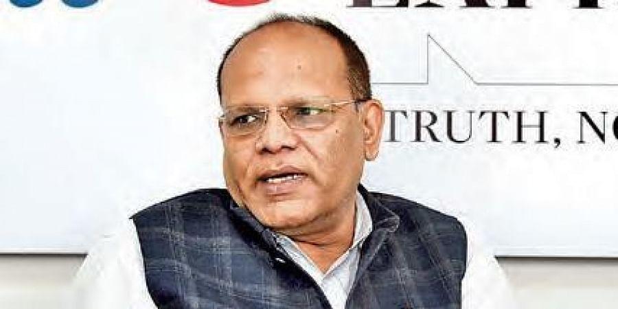 Telangana Chief Secretary Somesh Kumar