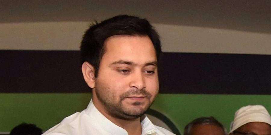 RJD leaderTejashwi Yadav