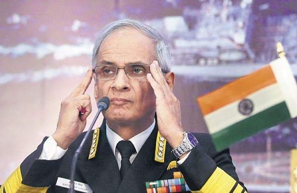 Chinese involvement in Indian Ocean increasing, we are watching: Navy Chief
