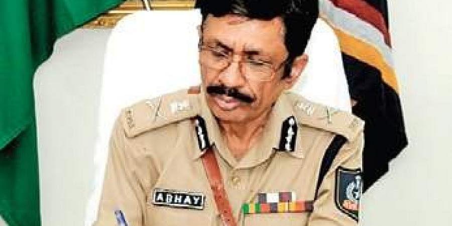 Odisha DGP Abhay
