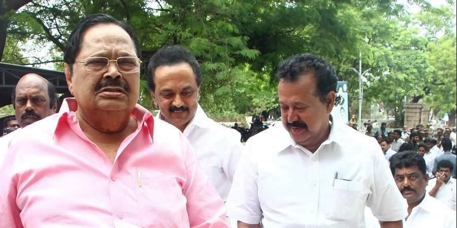 DMK leader Duraimurugan
