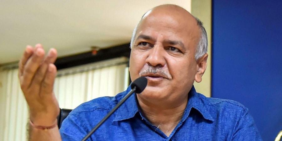 Delhi Deputy CM Manish Sisodia (Photo | PTI)