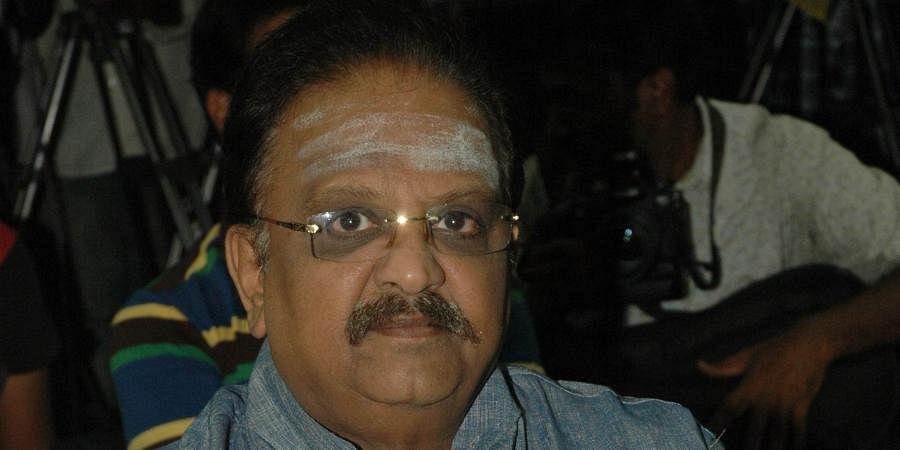 Singer SP Balasubramanyam