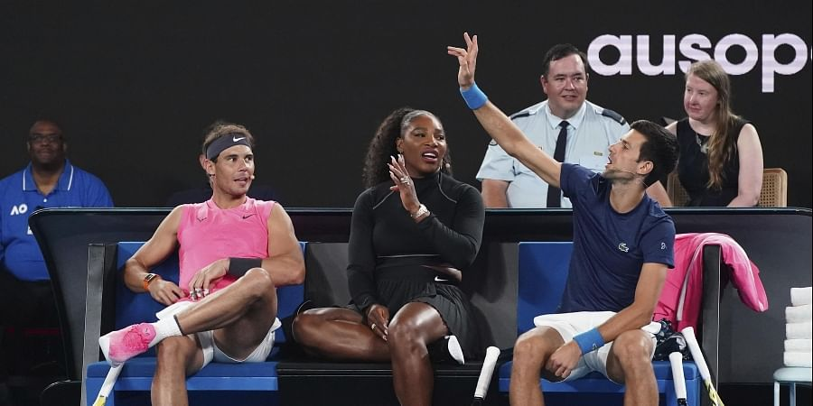 Tennis Stars Raise 3 5 Million Us Dollars For Australian Wildfire Victims The New Indian Express