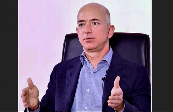 Jeff Bezos launches USD 10 billion fund to combat climate change