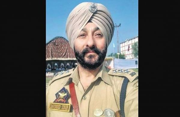 DSP Davinder Singh, 3 others sent to 15 days NIA remand