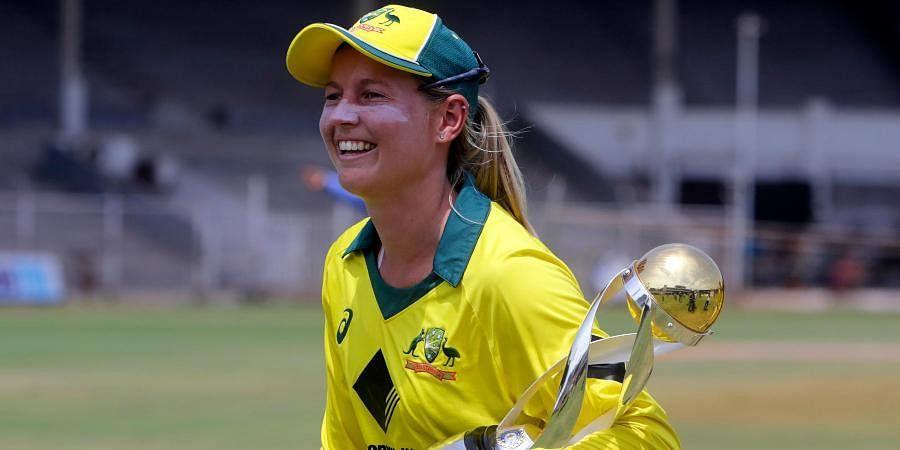 Australia skipper Meg Lanning