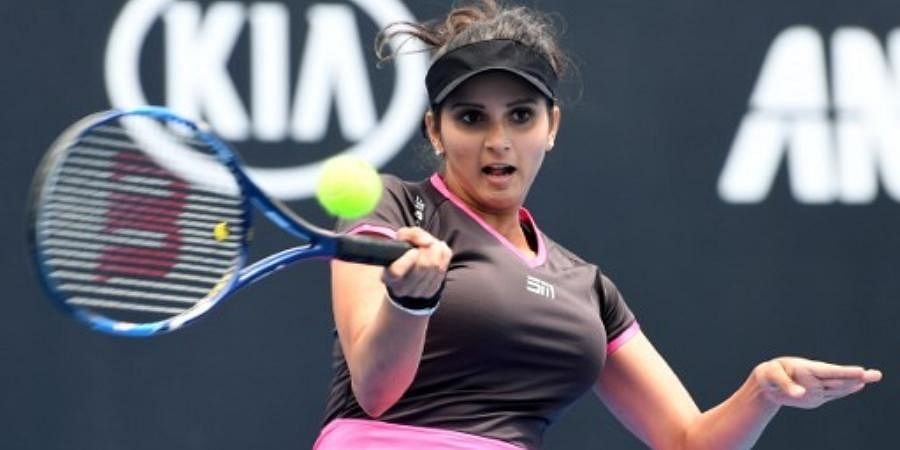 Indian tennis ace Sania Mirza