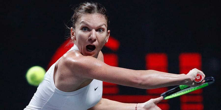 Two-time Grand Slam winner Simona Halep