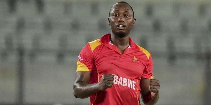Zimbabwe fast bowler Tendai Chatara
