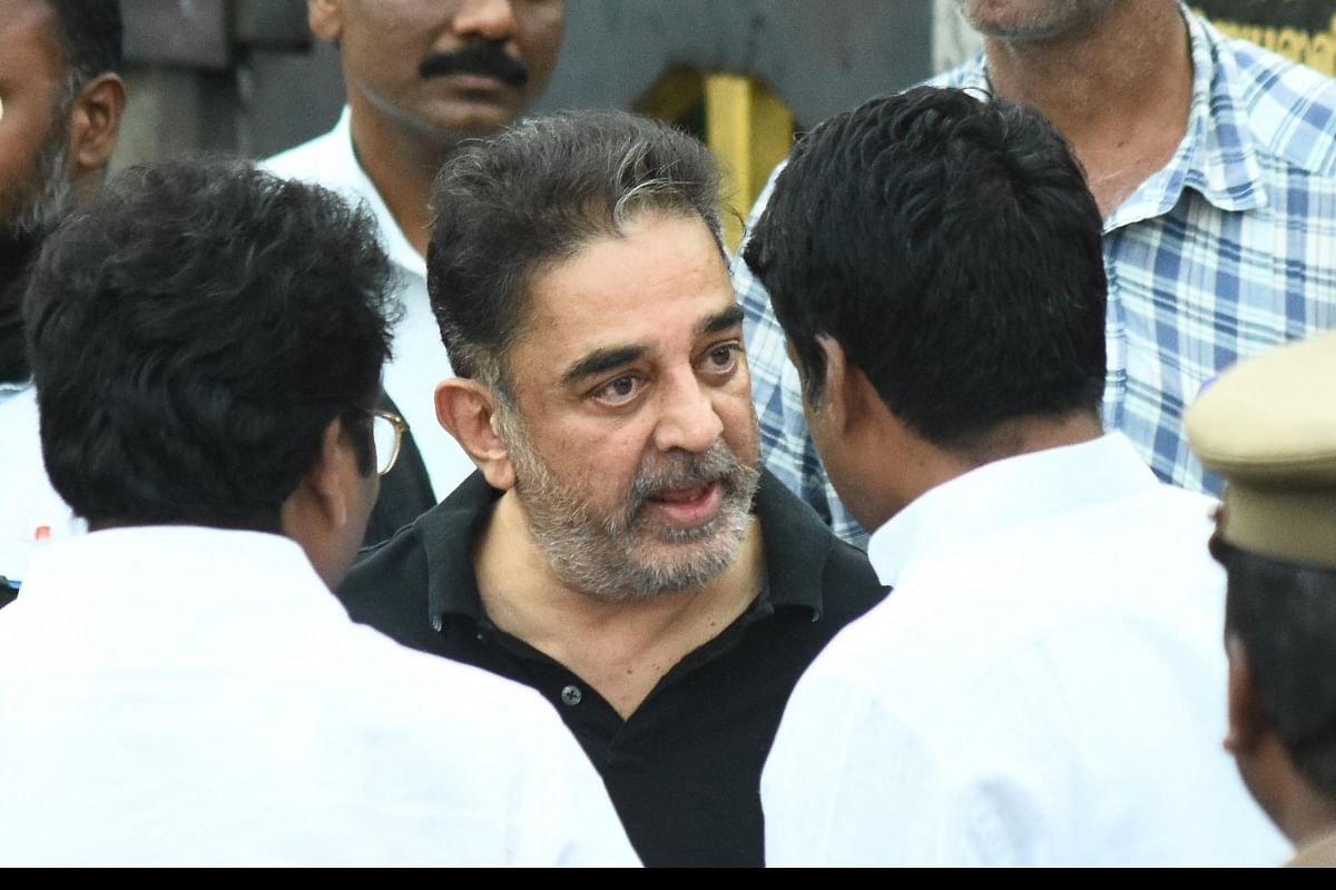 I predicted cracks will emerge in DMK-Congress ties: MNM chief Kamal  Hassan- The New Indian Express