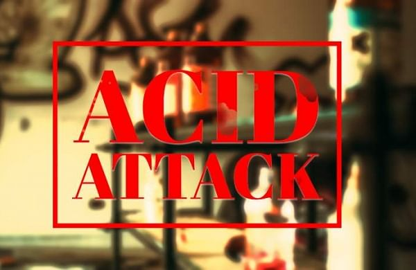 Woman attacked with acid by neighbours in Uttar Pradesh