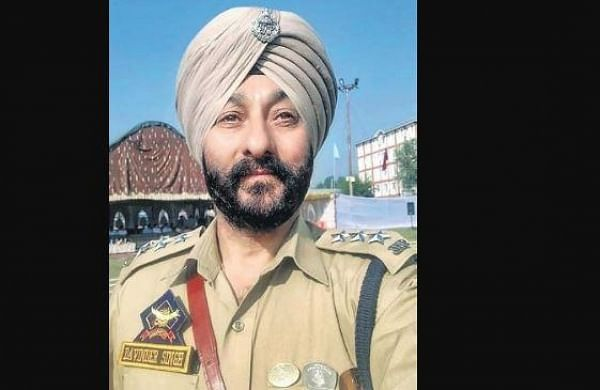 NIA to probe case of J-K DSP Davinder Singh caught while ferrying three terrorists