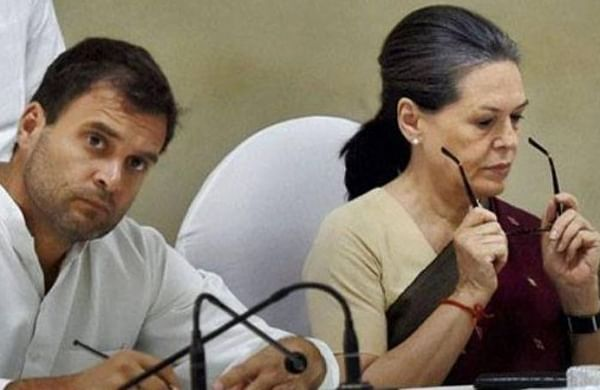 Jharkhand Congress MLAs discuss cabinet berths with Sonia, Rahul Gandhi