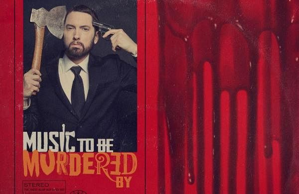 Eminem drops suprise new album 'Music To be Murdered By'