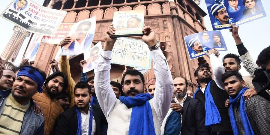 Rise of Bhim Army shows Dalit anger is spilling over under