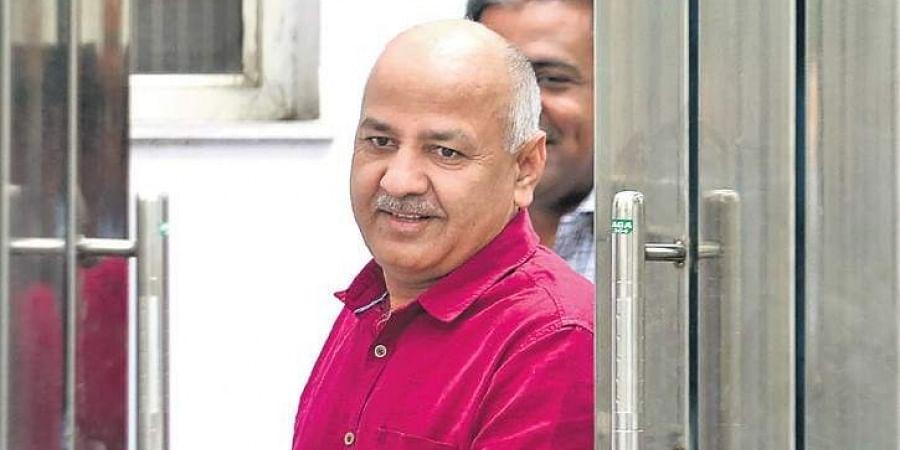 Delhi Deputy Chief Minister Manish Sisodia (Photo  EPS/Shekhar yadav)
