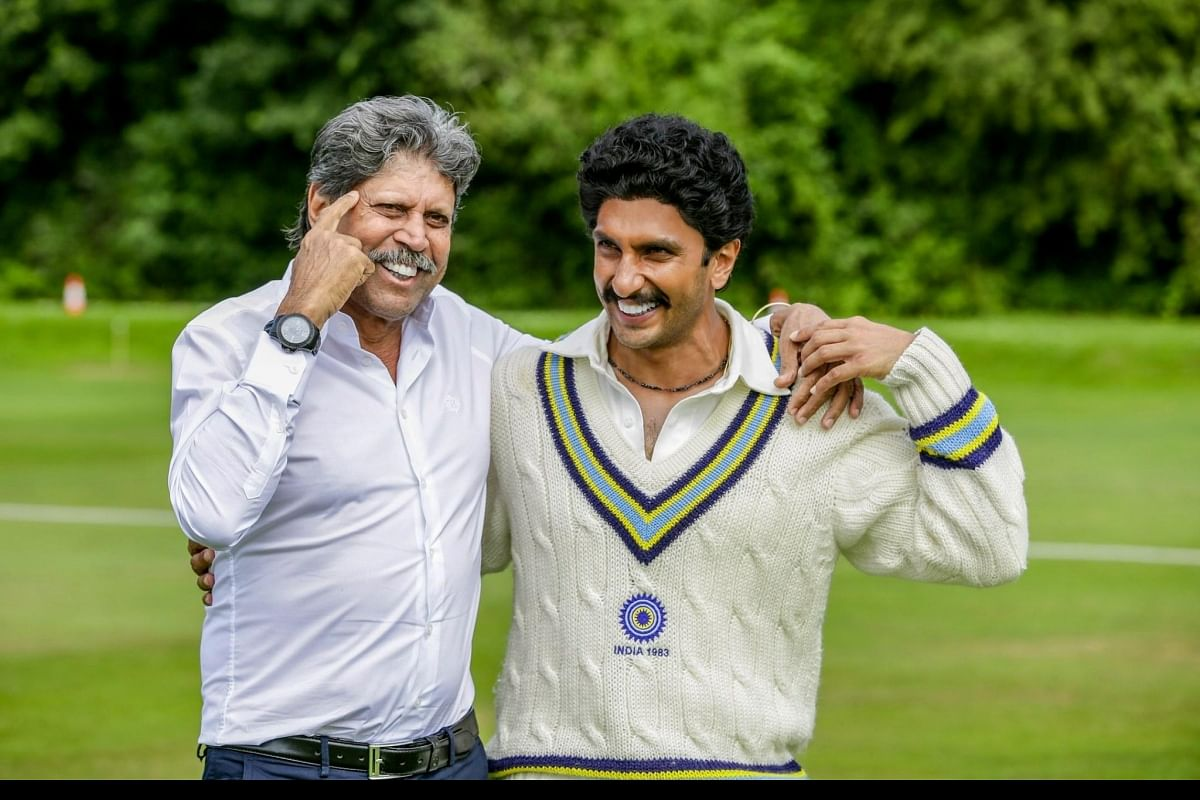 Kapil Dev reveals what his first reaction was when told about '83' movie- The New Indian Express