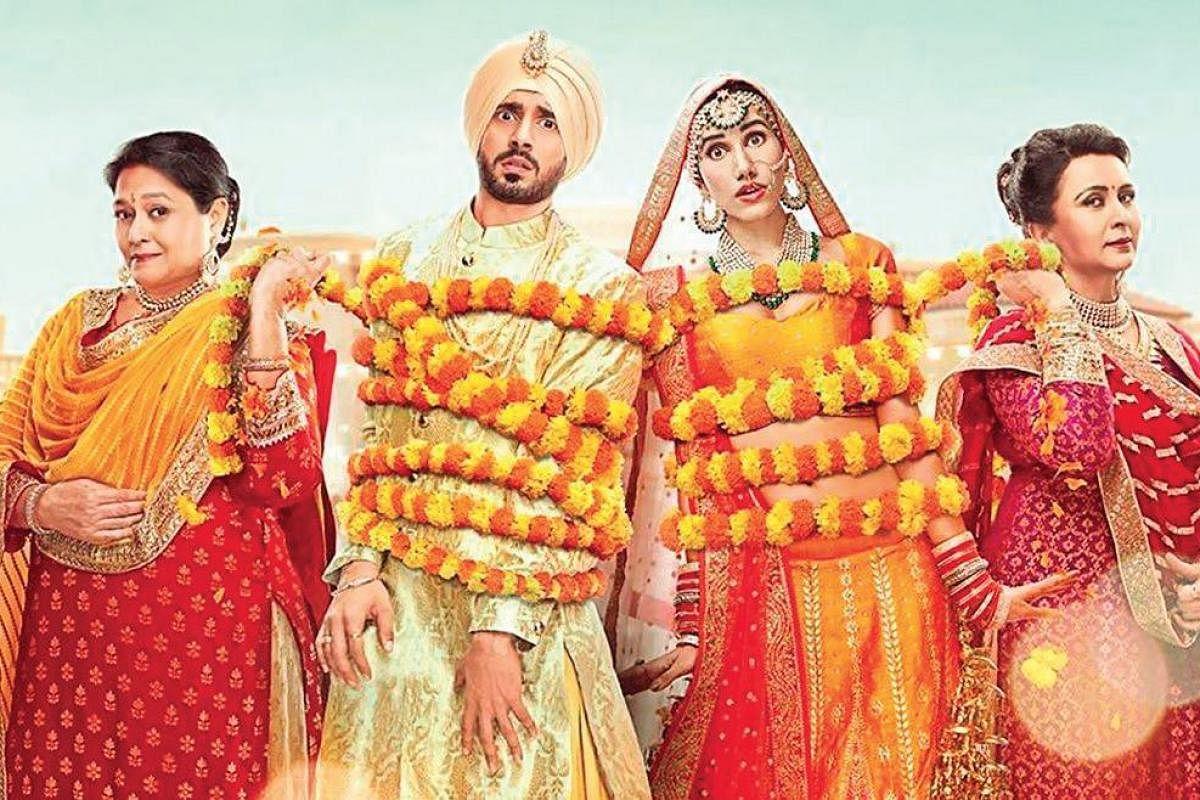 Jai Mummy Di review: Look ma, no script!- The New Indian Express