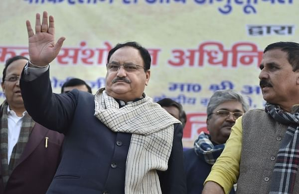 Gandhi, Nehru, Manmohan favoured helping persecuted minorities in neighbouring countries: Nadda
